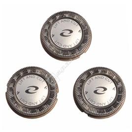 HQ56 Cutter & Foil Shaver Head - Pack of 3 - ES1540952
