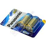 Panasonic C LR14 Evolta Alkaline Batteries