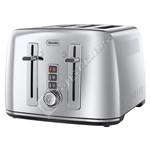 Breville Perfect Fit for Warburtons 4 Slice Toaster