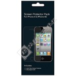 Compatible Apple iPhone4 and 4S Screen Protector Kit