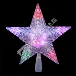 Christmas Tree Topper 10 LED Star