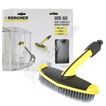 Pressure Washer K2-K7 Soft Surface Wash Brush - WB-60