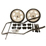 Lawnmower Wheel Accessory Kit