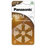 PR312 Hearing Aid Battery