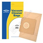 Electruepart BAG244 Morphy Richards Vacuum Dust Bags - Pack of 5