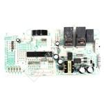 Microwave Main PCB
