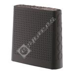 1108901 Bistro Knife Block - Black