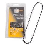 """CHO011 25cm (10"""") 40 Drive Link Chainsaw Chain"""