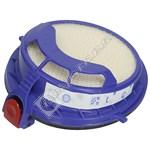 Vacuum Cleaner HEPA Post Motor Filter