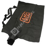 Garden Vacuum Black Bag