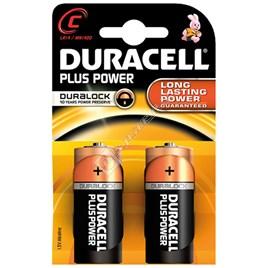 Duracell Plus C Alkaline Battery - ES1740661