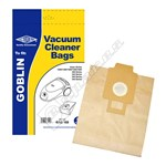 BAG169 Goblin 24 Vacuum Dust Bags - Pack of 5