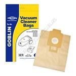 BAG169 Goblin 24 Vacuum Dust Bags - Pack of 5