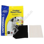 Universal Cooker Hood Filter Kit - Cut To Size