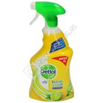 Dettol Antibacterial/Grease Spray Cleaner - 1L