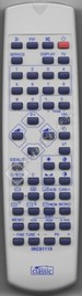 Compatible Replacement TV Remote Control for 49718 - ES515301