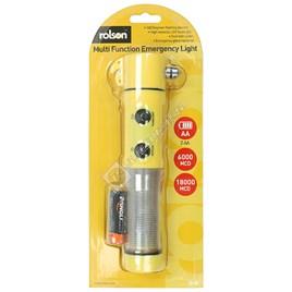 Rolson Multi Function Emergency Light - ES1742245