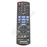 N2QAYB000635 Home Theatre System Remote Control