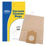 Electruepart BAG108 Fakir Vacuum Dust Bags (Type GS) - Pack of 5