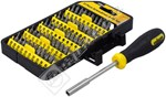Rolson 51 Piece Screwdriver and Bit Set