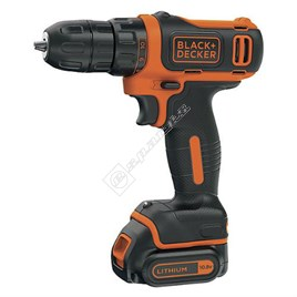 Black & Decker BDCDD12 10.8V Ultra Compact Lithium-ion Drill Driver - ES1772042