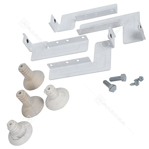 electrolux washer and dryer stacking kit instructions