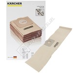 Karcher Vacuum Filter Bag - Pack of 5