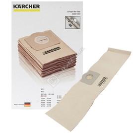 Karcher Vacuum Filter Bag - Pack of 5 - ES507820