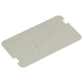 Sharp Microwave Wave Guide Cover for R654SLN - ES132411