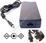 Compatible Laptop and LCD TV AC Adapter