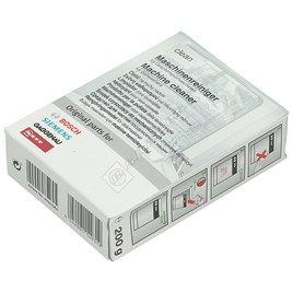 Bosch Dishwasher Maintenance Cleaning Powder (Pack of 4) - ES1674340