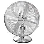 """Benross 12"""" Chrome Desk Fan"""