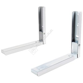 Zanussi White Microwave Oven Wall Bracket (1 Pair) for ZM23TG - ES1671591