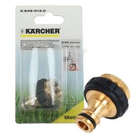 Karcher Brass Garden Hose Tap Adaptor - ES1069231