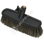 Karcher Pressure Washer Push-On Wash Brush (Black)