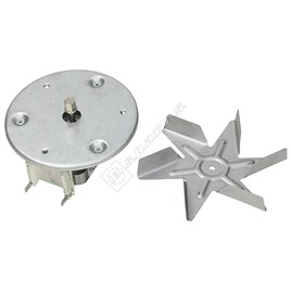 Hotpoint Main Oven Fan Motor for EDCS51H - ES867046
