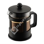 Bodum Kenya 4 Cup Coffee Maker - Black