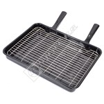 Universal Grill Pan Assembly