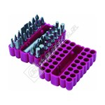 Rolson Screwdriver Bit Set