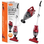 Quest 43620 2-In-1 Upright/Handheld Vacuum Cleaner