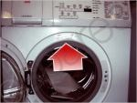 AEG Washing Machine Model Number Location