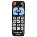 Universal Toshiba Basic Function TV Remote Control