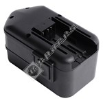 Compatible Milwaukee 18V NiMH Power Tool Battery
