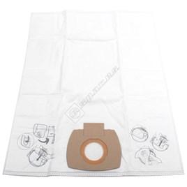 Vacuum Cleaner Fleece Bags – Pack of 4 - ES1601438
