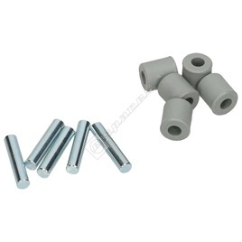 Dyson Soleplate Wheel Kit for DC04 ZORBSTER - ES928955