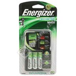 Accu Recharge Maxi Charger + 4 x AA Batteries