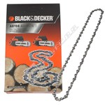 """40cm (16"""") 56 Drive Link Replacement Chrome Chain"""