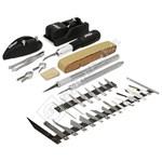 Rolson 36 Piece Hobby Knife Set