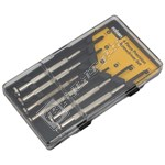 Rolson 6 Piece Precision Screwdriver Set