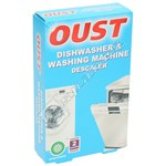 Dishwasher & Washing Machine Descaler - Pack of 2
